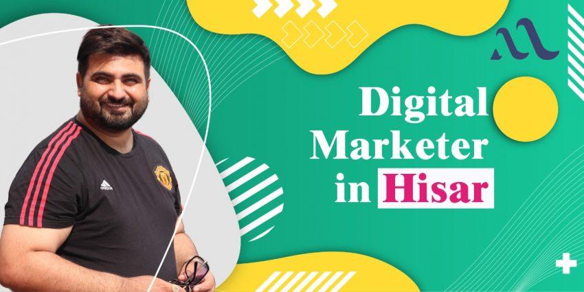 Digital Marketer in Hisar