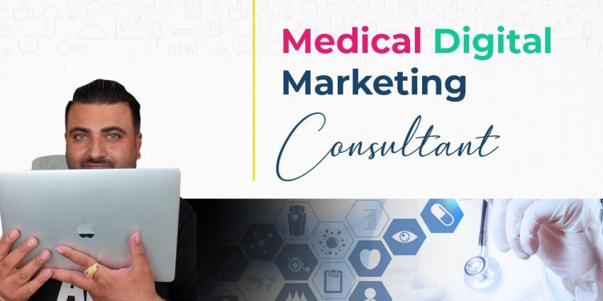 Medical Digital Marketing Expert in India