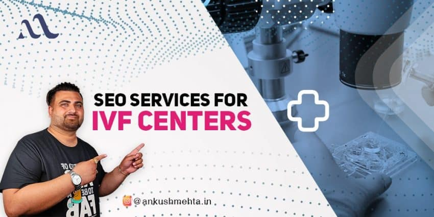 SEO For IVF Centres