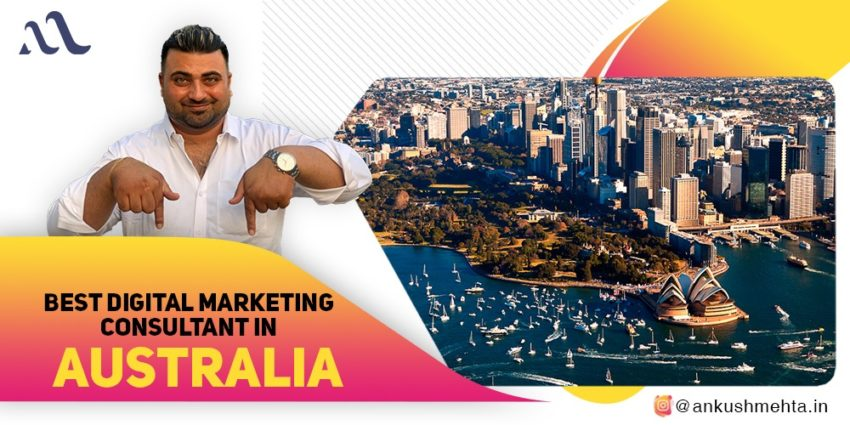 Best Digital Marketing Consultant Australia