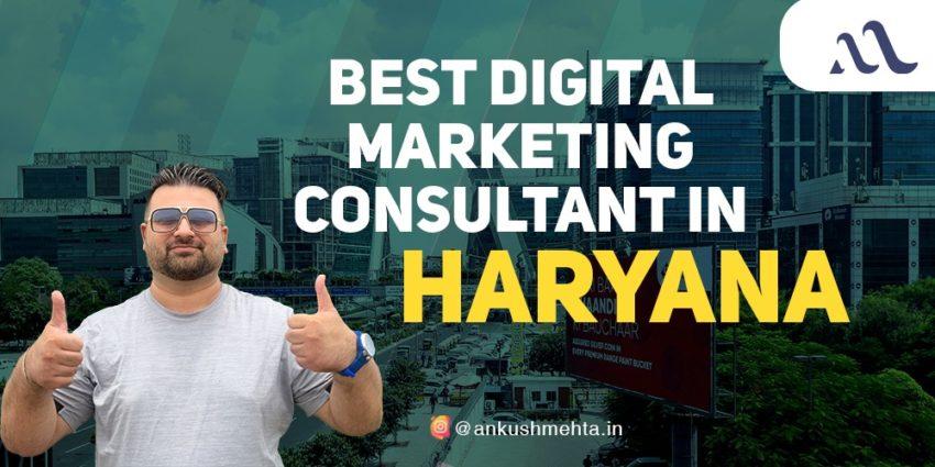 Best Digital Marketing Consultant in Haryana