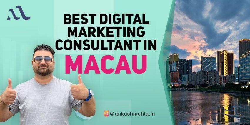 best digital marketing consultant macau