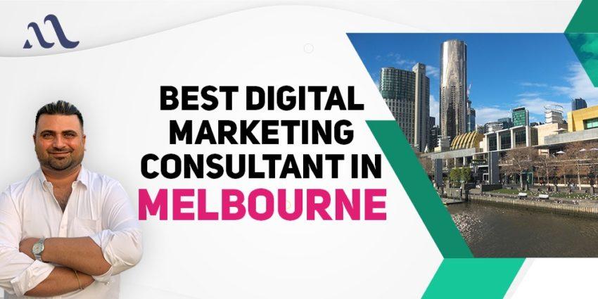 Best Digital Marketing Consultant in Melbourne