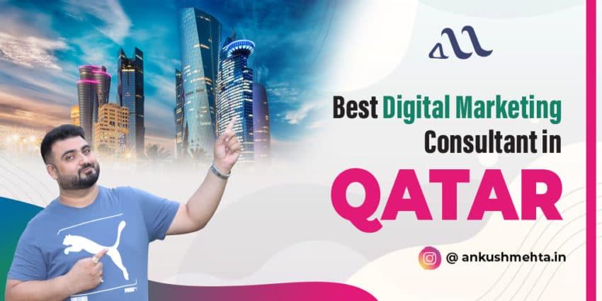 Best Digital Marketing Consultant in Qatar