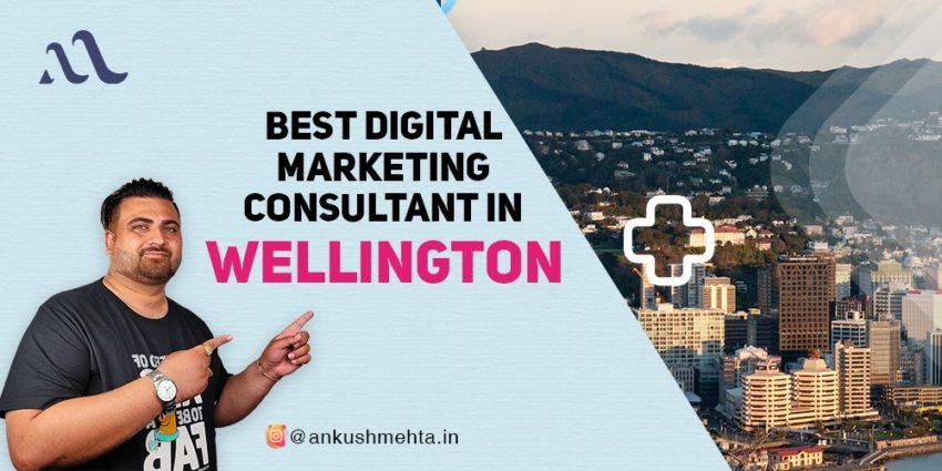Best Digital Marketing Consultant in Wellington
