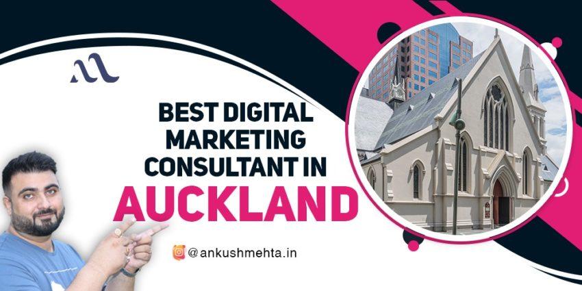 Best Digital Marketing Consultant in Auckland