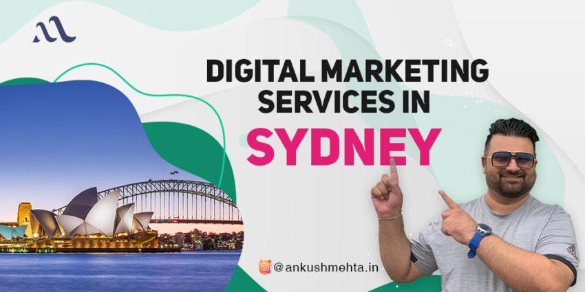 Digital Marketing Services in Sydney