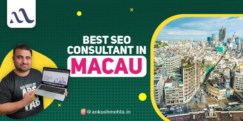Best SEO Consultant in Macau