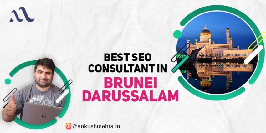 Best SEO Consultant in Brunei Darussalam