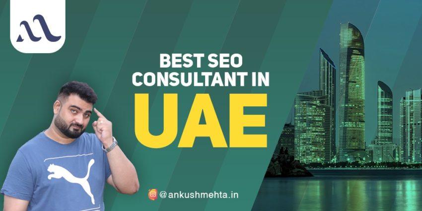 Best SEO Consultant in UAE