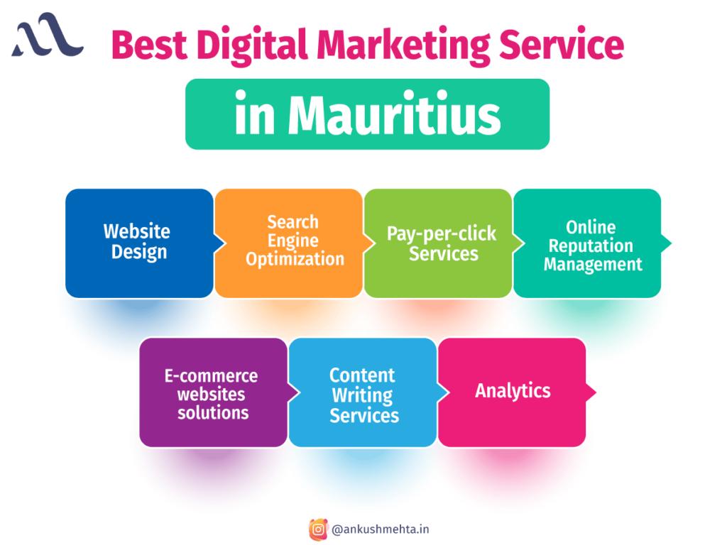 best digital marketing service in mauritius